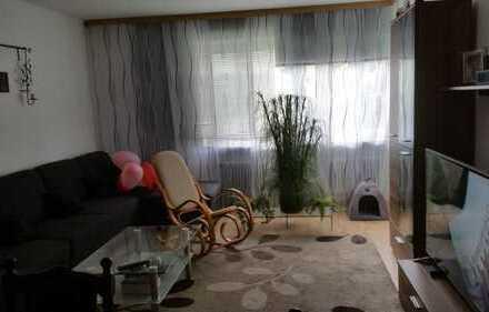 Wohnen am Siebentischwald - sehr gepflegte 3 ZKB-Wohnung mit Balkon
