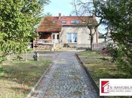 Anlageobjekt: Einfamilienhaus mit Waldrandlage!