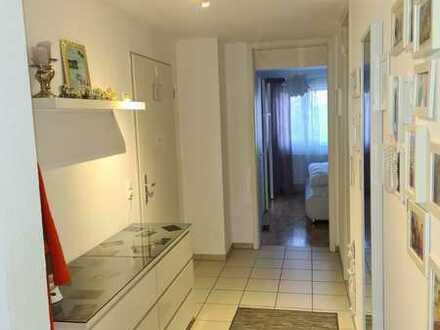 Exklusive, gepflegte 2-Zimmer-Wohnung mit Balkon in Karlsruhe