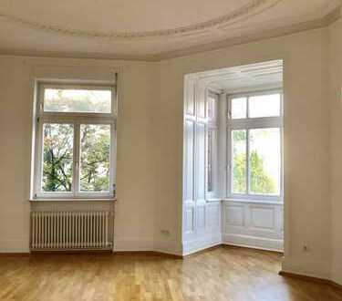 Altbauwohnung im beliebten Frankfurter Westend!