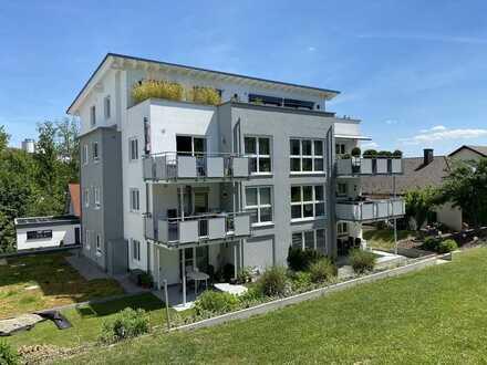 Neuwertige 4-Zimmer-Wohnung mit Balkon und EBK in Dornstetten