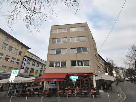 Großzügiges Büro in der Fußgängerzone auf der Kortumstrasse ! Eigentümerin: Frau Bessemann