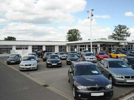 ehemaliges BMW Autohaus