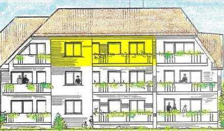 Frisch renovierte, sonnige 2-Zimmer Wohnung mit Südbalkon im Herzen von Bad Nenndorf