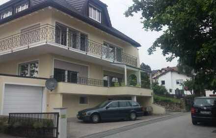 Sonnige, zentrumsnahe 4-Zimmer Wohnung mit Blick über Deggendorf