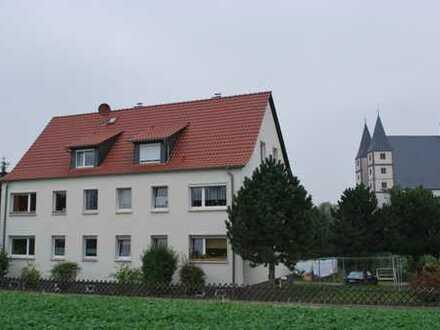 Dachgeschosswohnung in ruhiger Lage Zimmer mit Aussicht im Grünen!