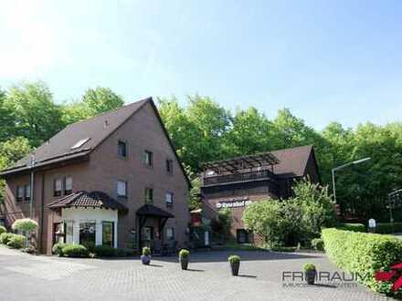 FREIRAUM4 +++ Gepflegtes Hotelanwesen am Stadtrand von Siegen!
