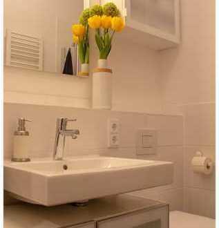 Möbliertes Zimmer #stylish-urban-apartment #semi-serviced #Bahnhofsviertel-Living #Frankfurt #wohlfü