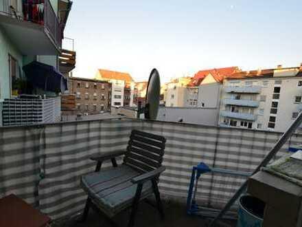 Top Kapitalanlage 1 ZKB Wohnung am Mannheimer Marktplatz