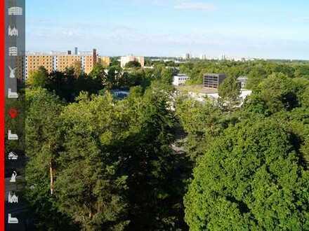 Bezugsfreie 3-Zimmer-Wohnung mit herrlichem Ausblick vom Südbalkon