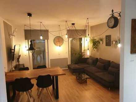 Wunderschöne 3-Zimmer-Wohnung mit eigenem Garten