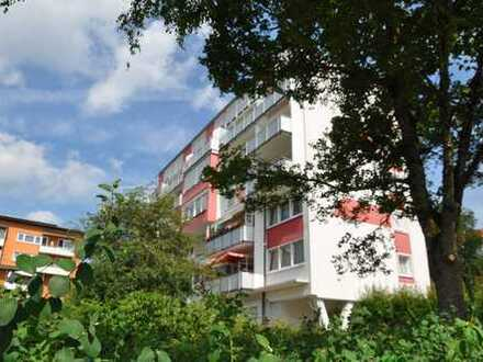 Wohnen mit Weitsicht! 2-Zimmerwohnung auf dem Zanger Berg