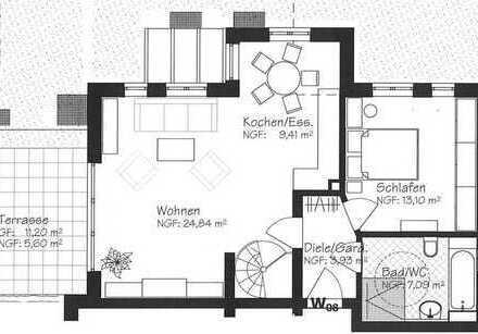 !RESERVIERT! Wohnung 08 (Haus 2)