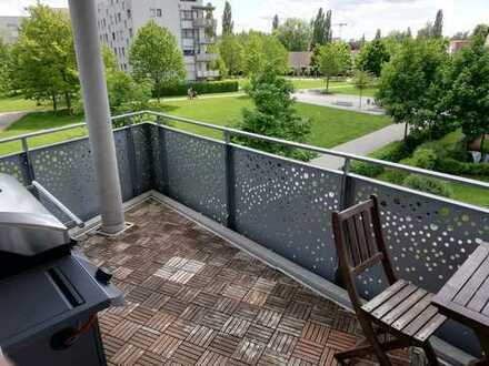 Helle und moderne 3-Zimmer-Wohnung in Oberföhring
