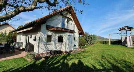 Schönes Einfamilienhaus in unverbaubarer Ranglage von Bisingen