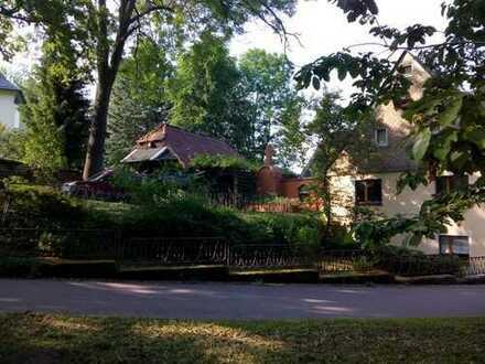 Wieder verfügbar! Sanierungsbedürftiges Einfamilienhaus mit großen Grundstück sucht neuen Eigentümer