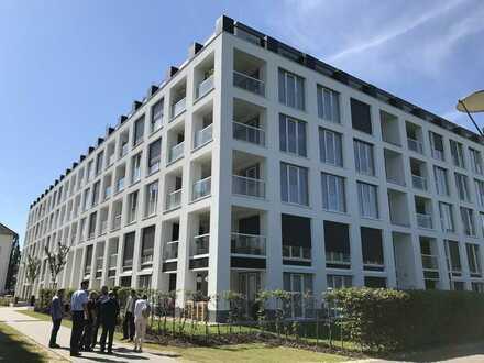 Schön aufgeteilte 3-Zi-Whg. mit Balkon im 4.OG, direkt am Schloßplatz 1/6 m. Blick auf den Park