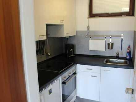 gemütliches Appartement mit FERNBLICK + Einbauküche + Stellplatz