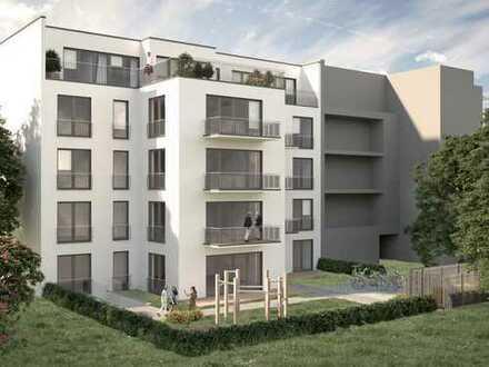 Wohlfühloase: 3-Zimmer-Gartenwohnung mit großer Terrasse und 2 Bäder direkt am Tegeler See