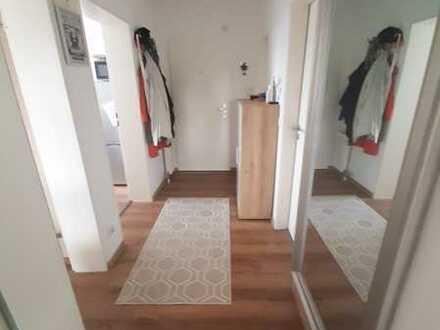 Schöne renovierte 2-Raum-Wohnung mit großem Balkon in Bochum-Linden