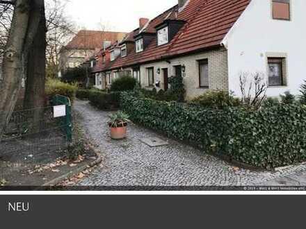 """Familienidylle nahe """"Schulenburg-Park"""" und Neukölln-Carree! Reihenendhaus mit viel Potential!"""