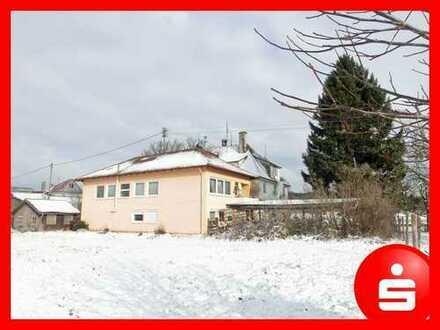 Vermietetes Einfamilienhaus bei Ottobeuren
