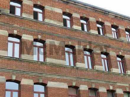 Gehoben, luxuriös, urban: Vermietete Maisonettewohnung mit Dachterrasse in Innenstadtlage von Fürth