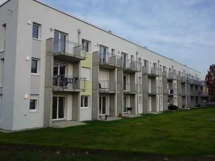 Heidelberg-Kirchheim, 2-Zimmer-Wohnung EG