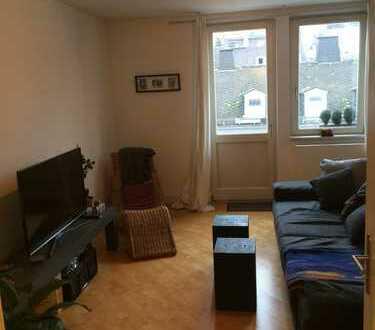 Schöne, großzügige 3 Zimmer-Wohnung mit 2 Balkonen