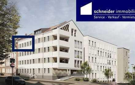 Erstbezug mit Sanierungs-AfA, Aufzug, W-Bad, Duschbad en suite mit Fenster, HWR, Balkon...