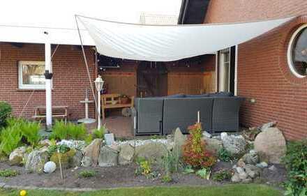 Schönes ebenerdiges Haus mit Garten, fünf Zimmer und großen Garten in Aurich (Middels)