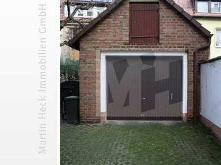 *Ebenerdige Garage* ! Ideal als Lager für Handwerker