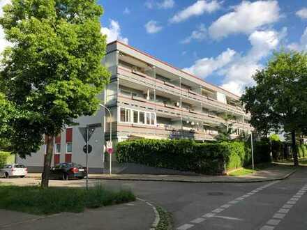 4 ZKB mit zwei Balkonen in Pfersee