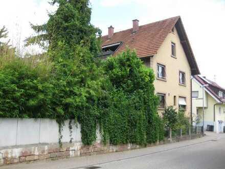 5-Zimmer-Wohnung mit Garage in Offenburg-Zunsweier