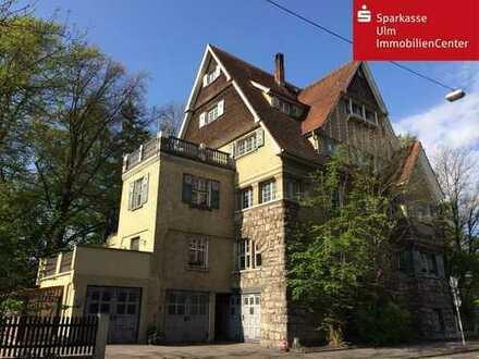 Exklusives stadtnahes Wohnen in der Villa Waldeck