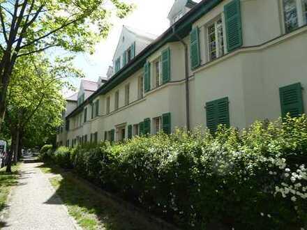 2-Zimmerwohnung in ruhiger Lage und gepflegtem Altbau **KAPITALANLAGE**