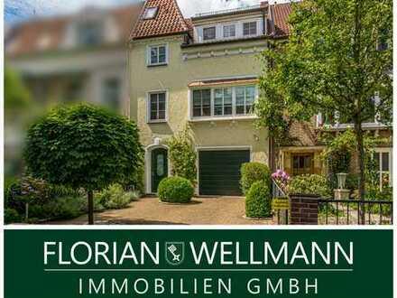 Bremen - Schwachhausen | Wunderschönes Reihenmittelhaus mit außergewöhnlichem Wohnambiente in Toplag