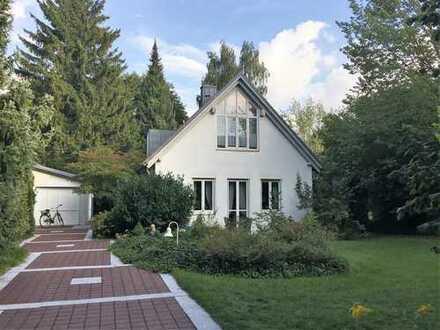 Geräumiges Einfamilienhaus in Unterschleißheim