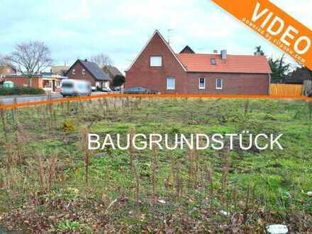 """Ihr """"Grund"""" zum Bauen -  Großes Baugrundstück in Rheine-Mesum"""