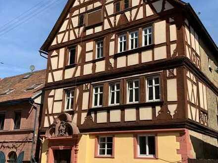 Provisionsfrei: Charmantes Mehrfamilienhaus-Denkmalensemble