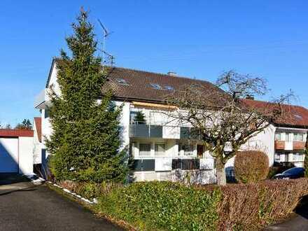 Mehrfamilienhaus mit 6 ETW und Garagen in guter Wohnlage von Bad Waldsee - Frauenberg