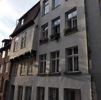 Denkmalperle in der Lübecker Altstadt