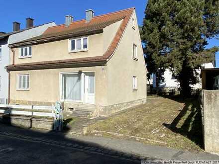 Ideales Haus für Renovierer und Sanierer!
