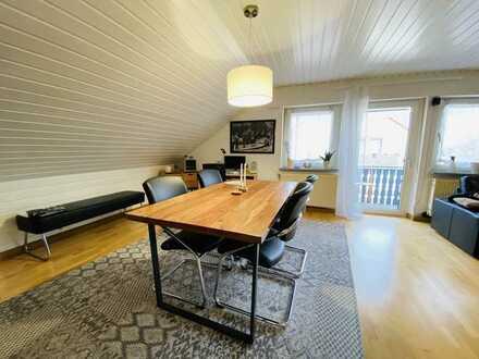 3-Zimmer ETW mit Balkon, EBK und Gartenfläche in Zentrumsnähe