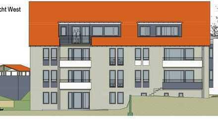 Neubauwohnung in 7-Familienhaus mit Aufzug