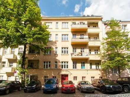 2-Zimmer-Altbauwohnung in ruhiger Lichtenberger Lage