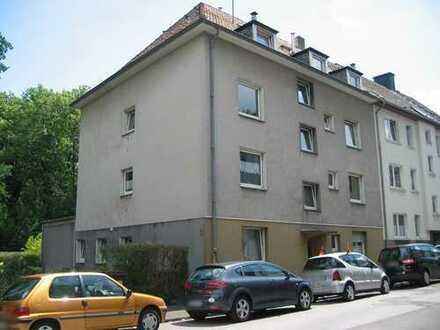 Sanierte Souterrain Wohnung mit direktem Gartenzugang in Witten Zentrum für 215 €