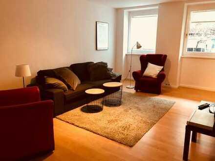 Schöne möblierte 4 Zimmer-Wohnung in Friedenau