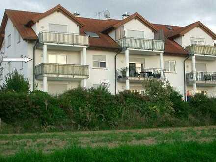 GANESHA-IMMOBILIEN...wunderschöne Wohnung mit Blick ins Grüne zu vermieten !
