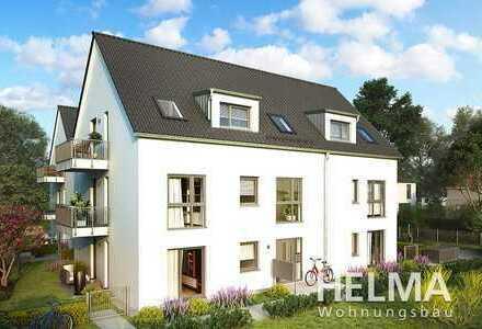 Hervorragend geschnittene 2-Zimmer-Wohnung mit Terrasse und eigenem Garten!